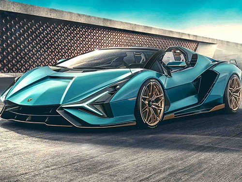 Lamborghini Horus Sain