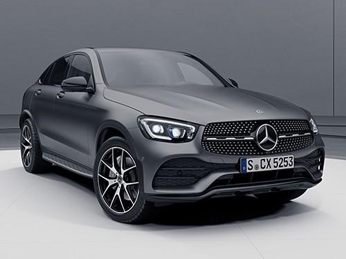 Mercedes GLC Coupe-
