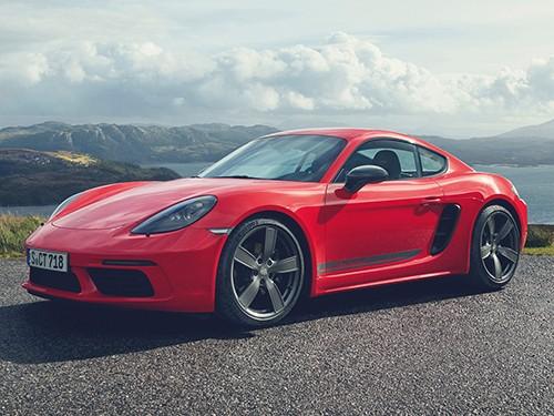 Porsche 718 פורשה חלקי חילוף שידרוגים קארבון