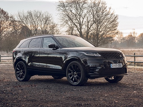 Range Rover Velar - חלקי חילוף שידרוג