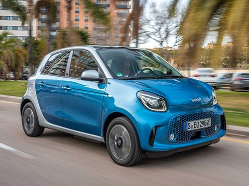 Smart EQ ForFour-500